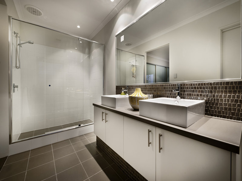 Bathrooms insideout renovations for Australian small bathroom design